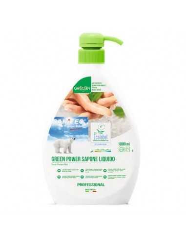 Detergente liquido mani