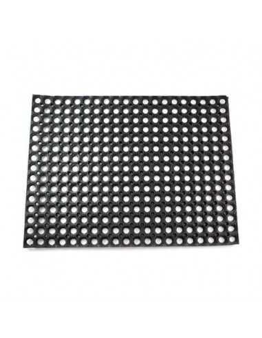 Zerbino da esterno antisporco Floortex Doortex OctoMat 60x80 cm FR46822OCBK