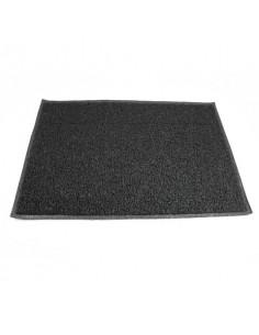 Zerbino antisporco Floortex Doortex TwisterMat 60x90 cm nero FC46090TWIBK